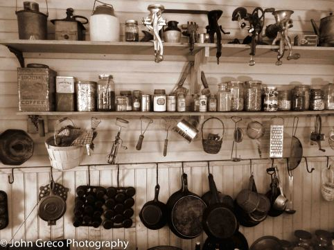 Farm House Kitchen-1