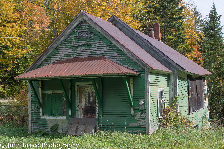 Abandoned Shack - 1924-CW-1144