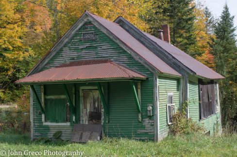 Abandoned Shack - 1924-CW-1144