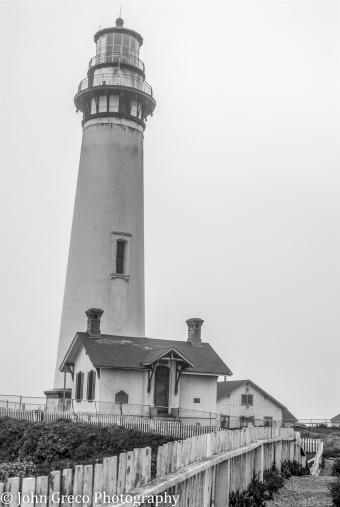 Pigeon Point Lighthouse (1 of 1)