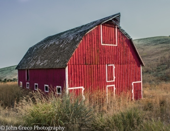 Old Red Barn-cw-0739