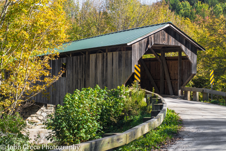 Jeffersonville Cover Bridge Redone CW-1299