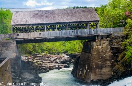 Quechee Covered Bridge - CW-