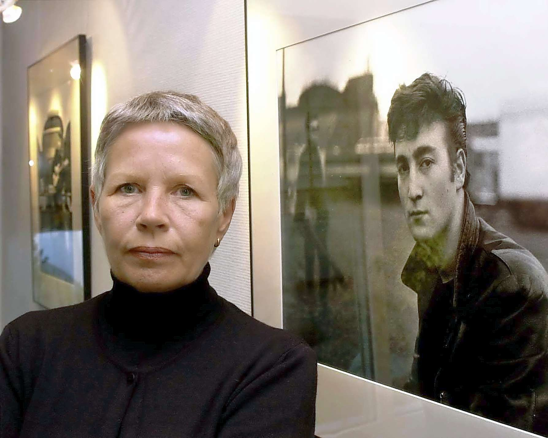 John Lennon Foto-Ausstellung