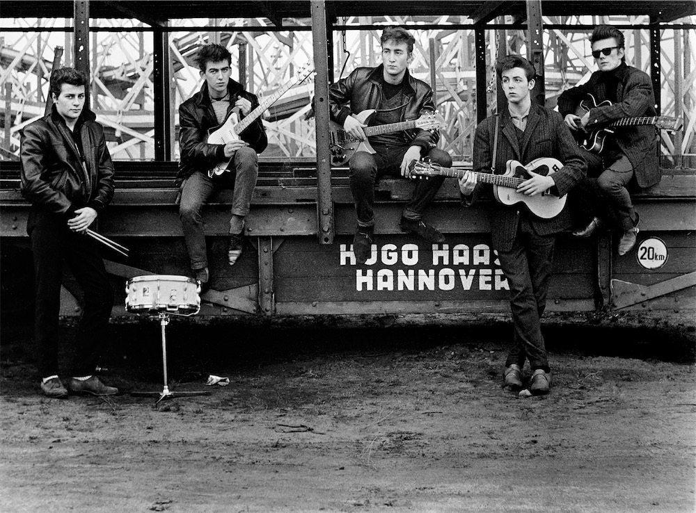 Beatles_AstridKirccherr