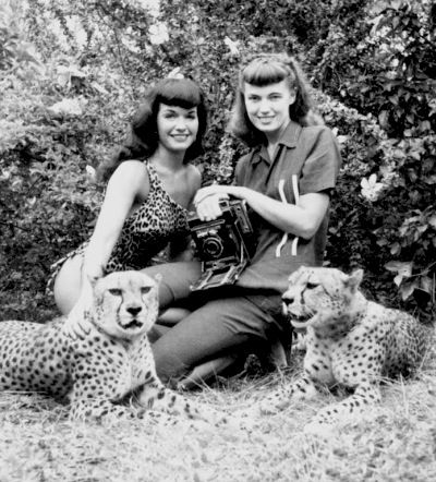 Bettie and Bunny