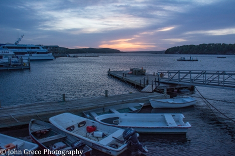 Bar Harbor Sunset-4343