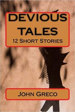 Devious Tales Paperback Cover