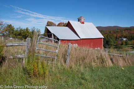 Vermont Barn cw-0436