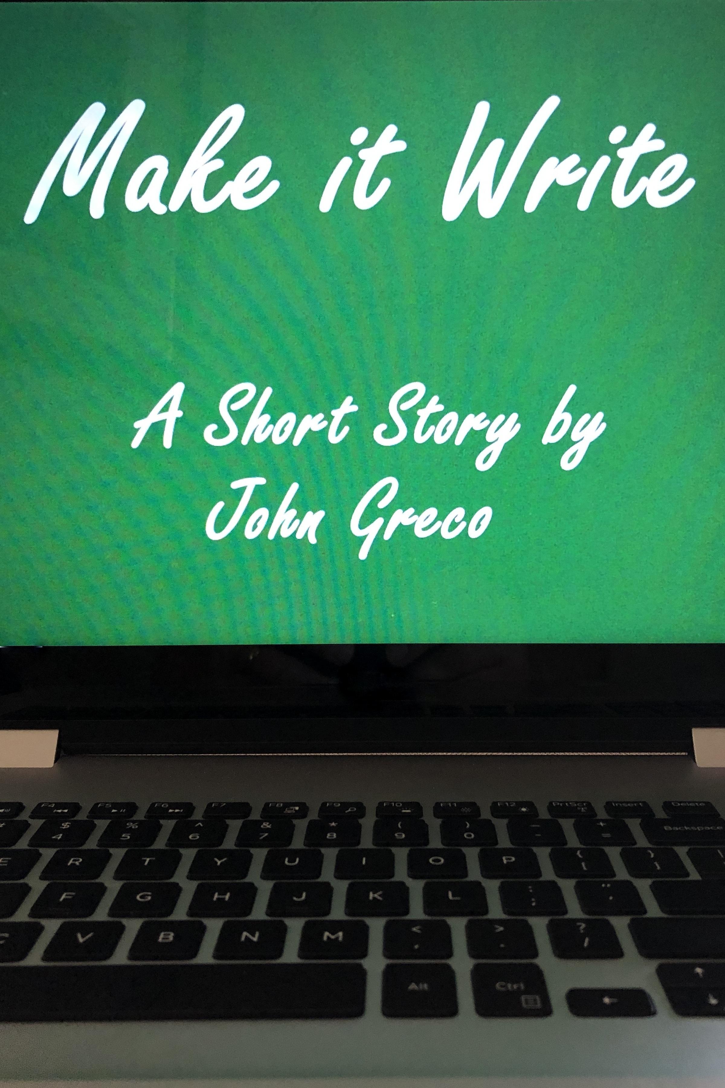 Make it Write - Final Cover-001