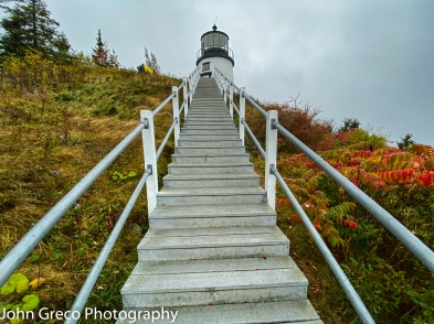 Owls Head Lighthouse CW