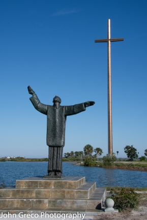 Great Cross and Statue of Father Francisco Lopez-4089